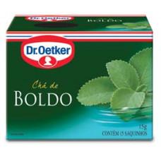 Cha de Boldo c/ 10 saquinhos